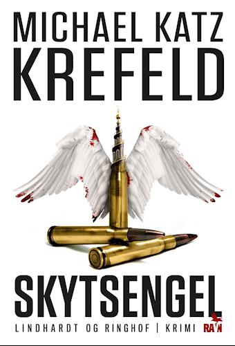Michael Katz Krefeld, krimi, Ravn-serien, Skytsengel
