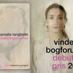 AMALIE LANGBALLE MODTAGER BOGFORUMS DEBUTANTPRIS 2019