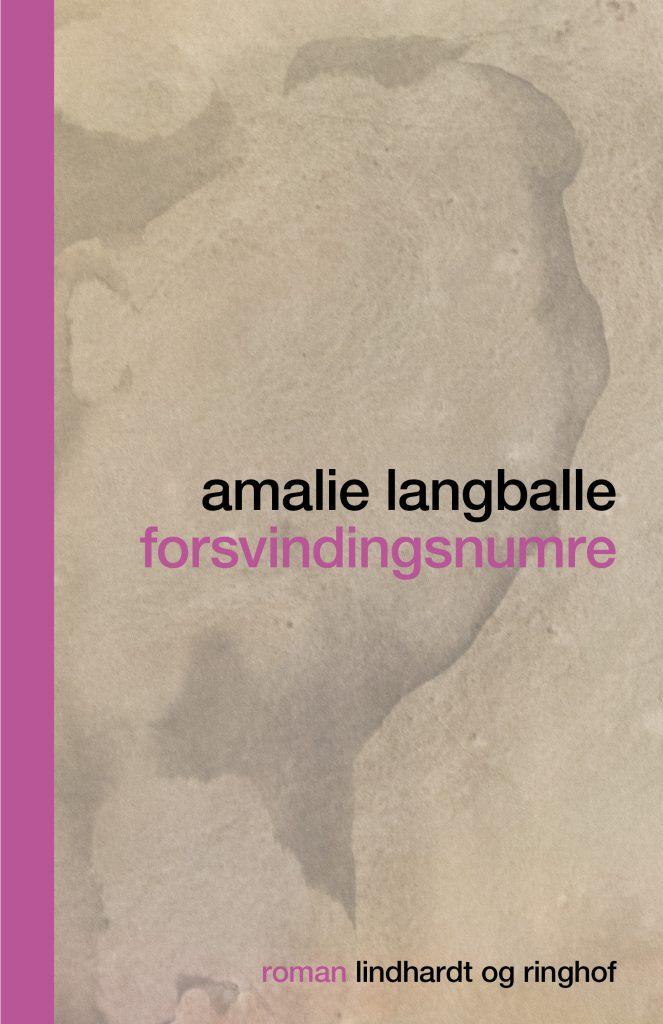 Amalie Langballe, forsvindingsnumre, Debutant, debutantpris, bogforums debutantpris, bogforums debutantpris 2019