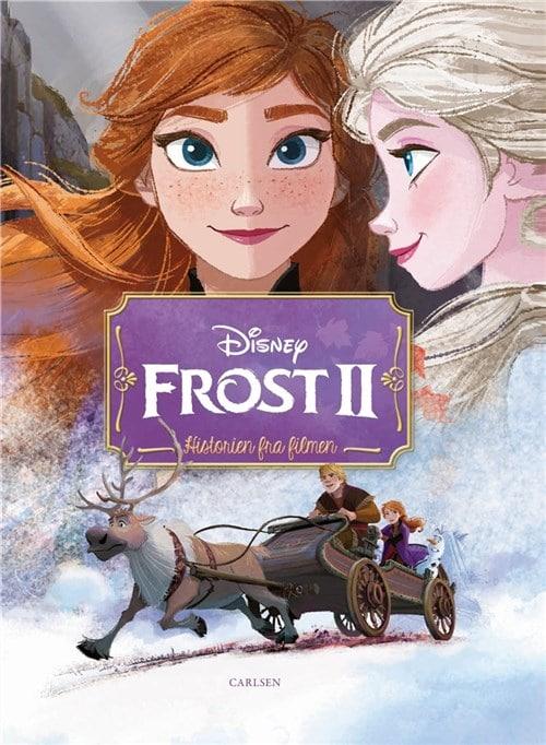 Frost II, Disney