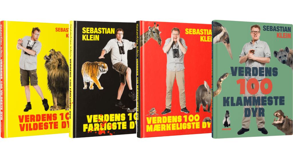 Verdens 100 – Sebastian Klein serie