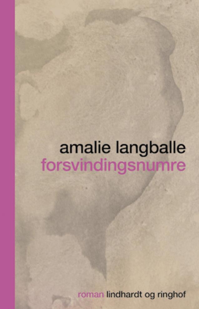 Forsvindingsnumre Amalie Langballe