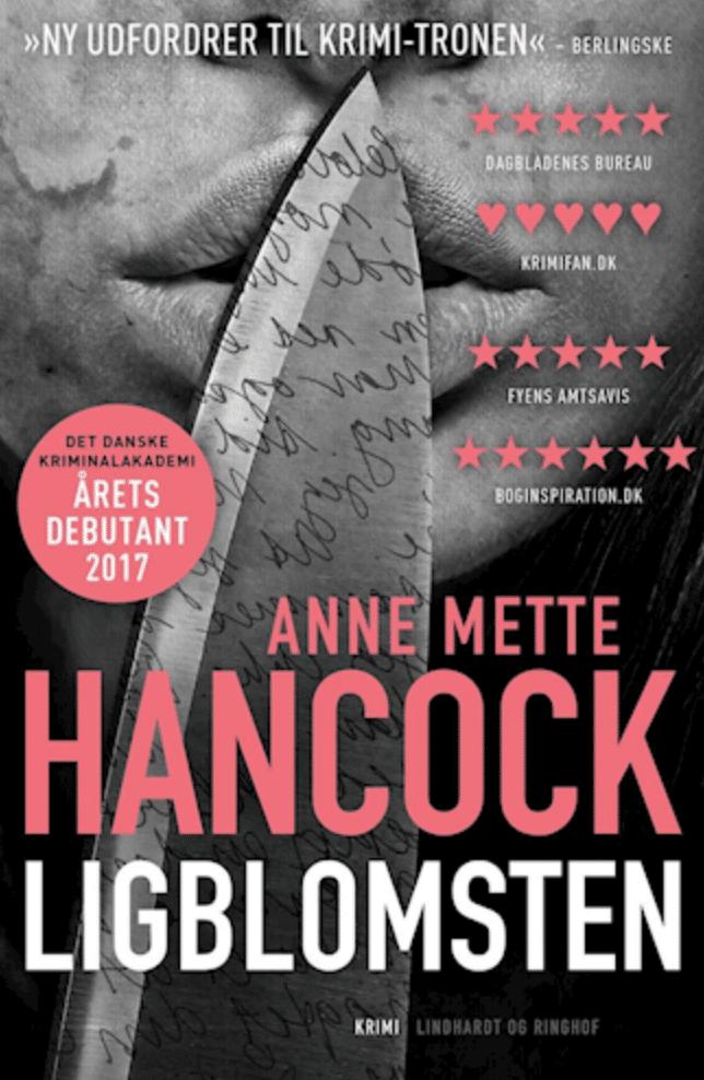 Ligblomsten, Anne Mette Hancock, LRlæser2019