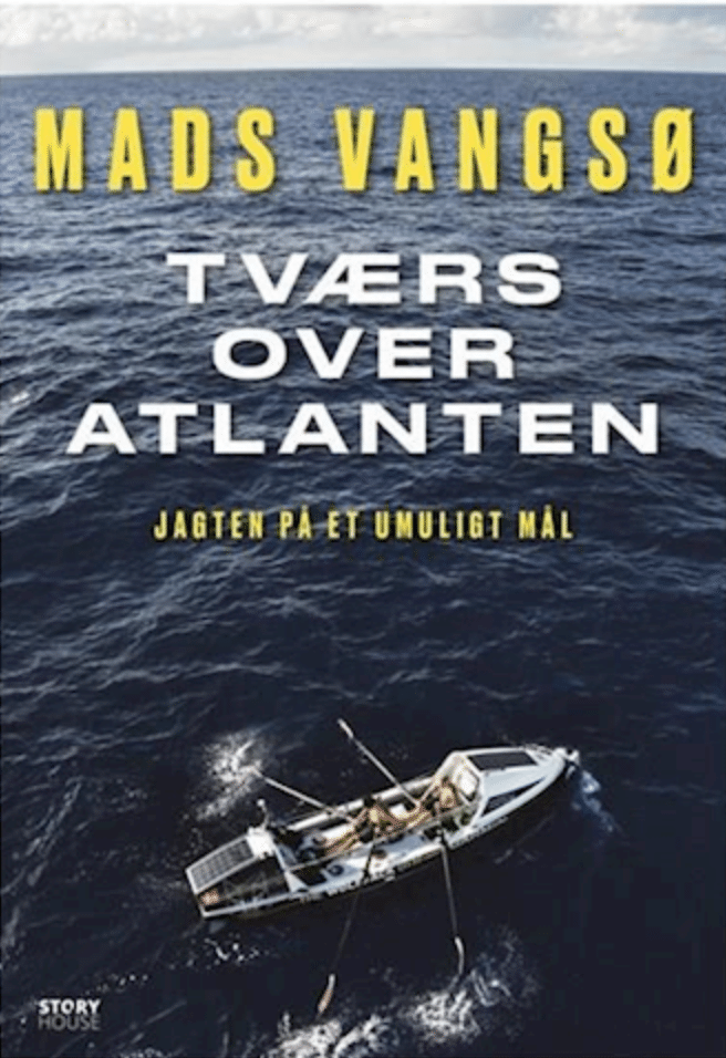 Tværs over atlanten, Mads Vangsø