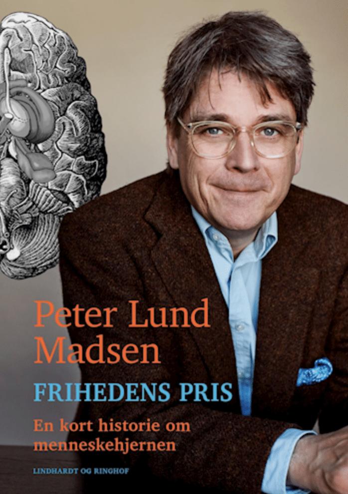 frihedens pris, Peter Lund Madsen