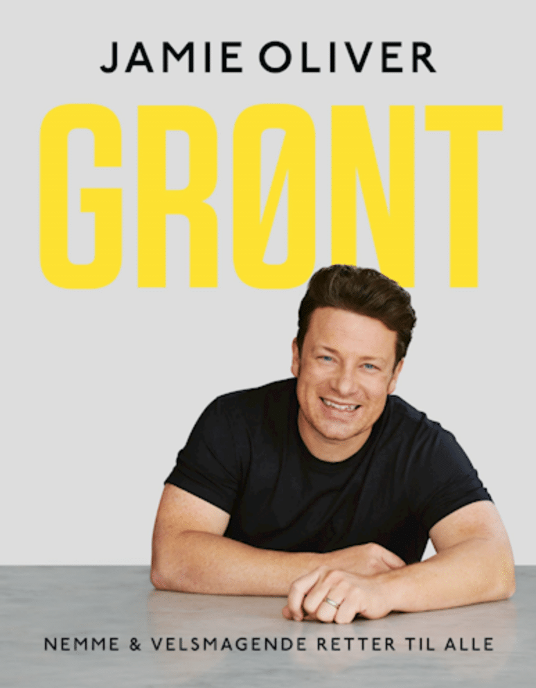 Jamie Oliver Grønt