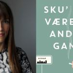 """Sarah Skyt Persson om at debutere: """"Forfatterdrømmen kom som et bagholdsangreb"""""""