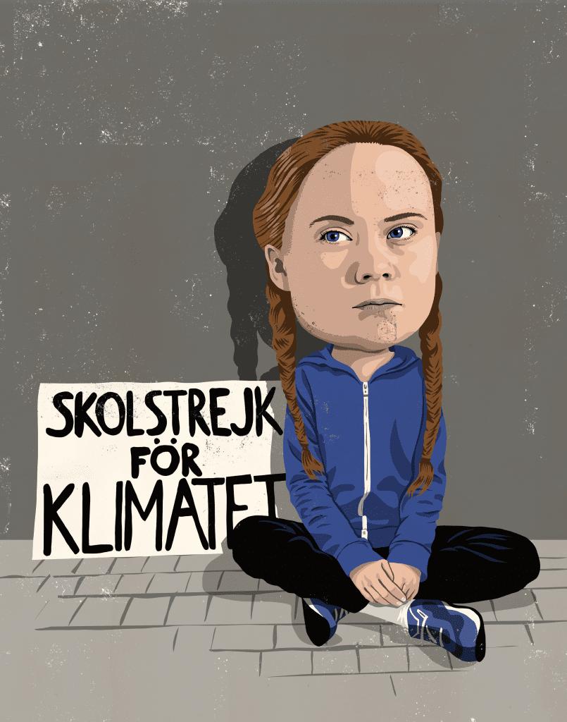 Greta Thunberg, Verdens Vildeste Børn