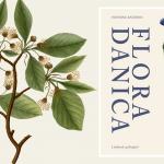 Fantastisk luksus-gavebog. Fortællingen om Flora Danica