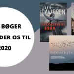 Smugkig: Her er de nye bøger, vi glæder os til at læse i 2020
