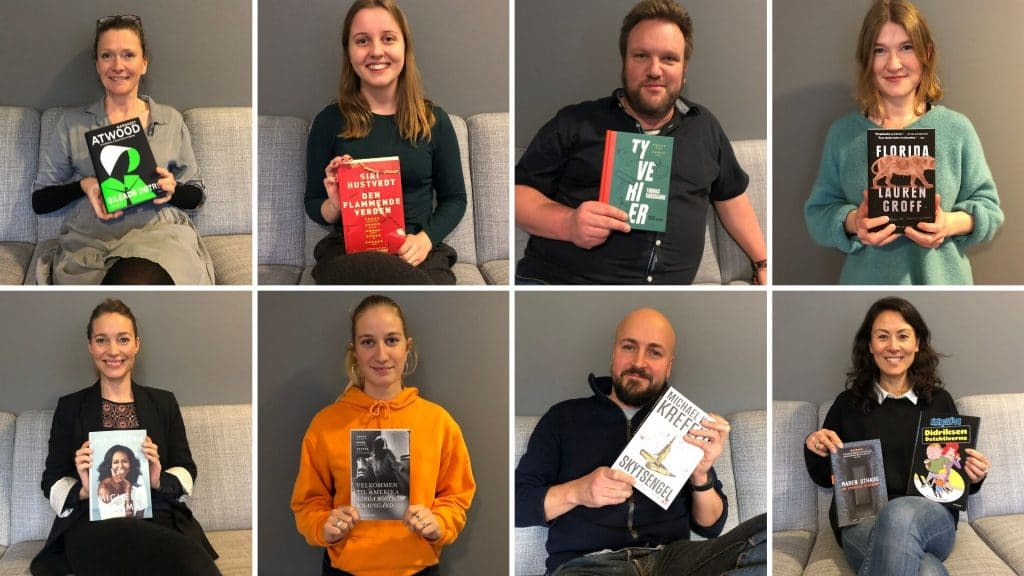Julelæsning, jul, læseliste