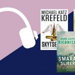 10 gode lydbøger, du kan lytte til. Romaner, biografier og spænding på lydbog.