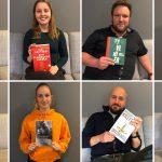 Alt det, vi ikke nåede: Forlagets medarbejdere guider til deres julelæsning.