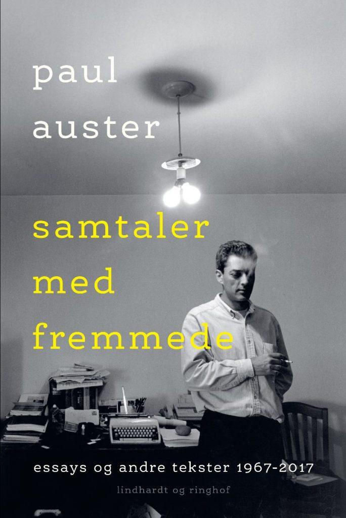 Paul Auster Samtaler med fremmede