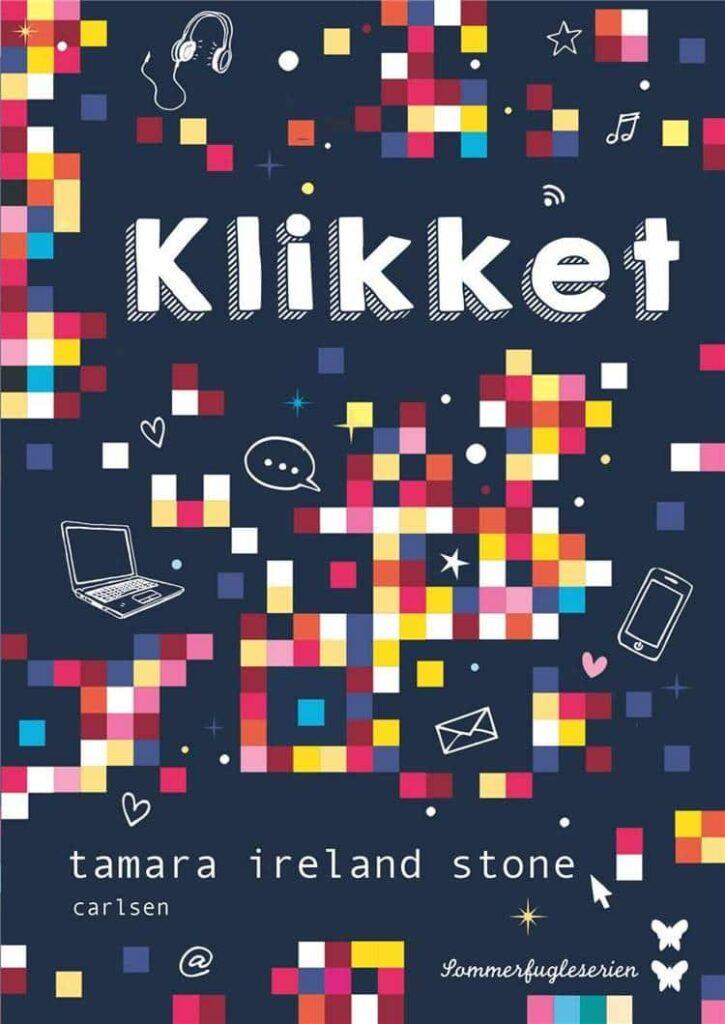 Klikket, Sommerfugleserien, Tamara ireland Stone, bøger til piger, bøger til tweens