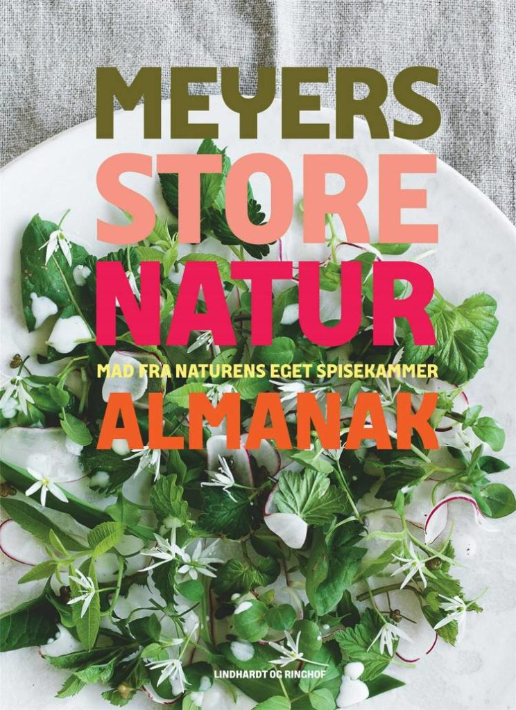 Meyers store naturalmanak, Claus Meyer, grøn mad, bøger om naturen