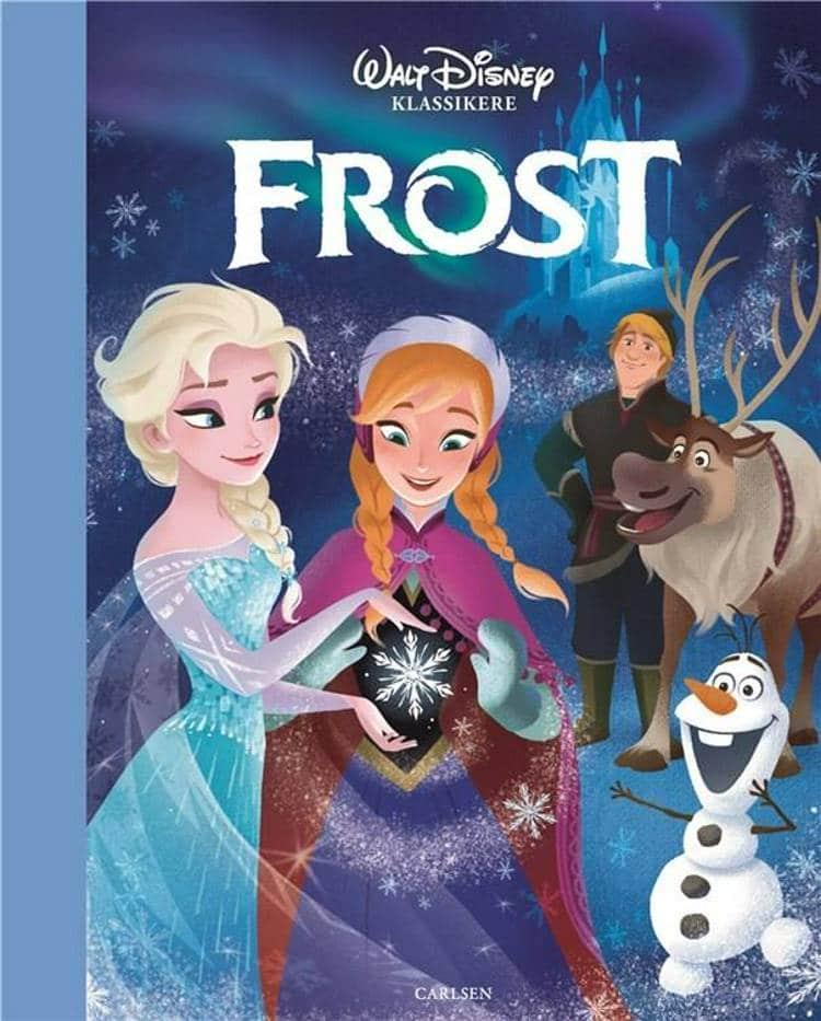Frost, Disney, Anna, Elsa, Walt Disney Filmklassikere,
