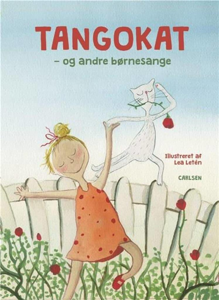 Tangokat, børnesange, børnesangbog