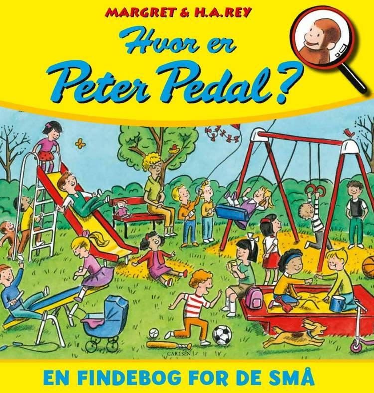 Hvor er Peter Pedal, Peter Pedal, Margret Rey, H.A. Rey