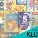 Carlsen Klubben. En helt ny type bogklub med børnebøger