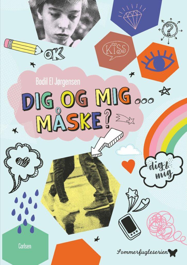 Dig og mig ... måske?, Bodil El Jørgensen, Sommerfugleserien