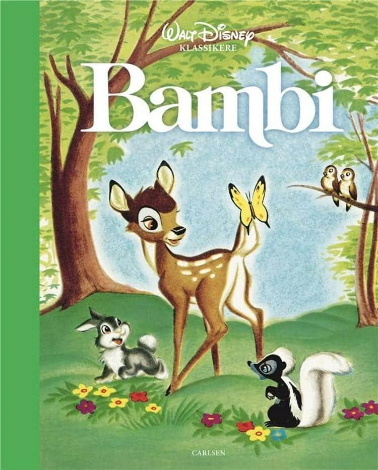 Bambi, Walt Disney Klassikere