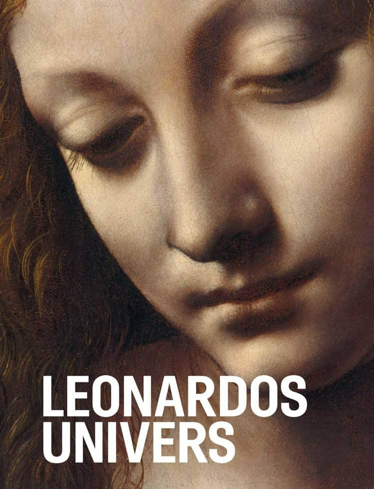 Leonardos univers, Leonardo da Vinci, fagbog, coffee table books