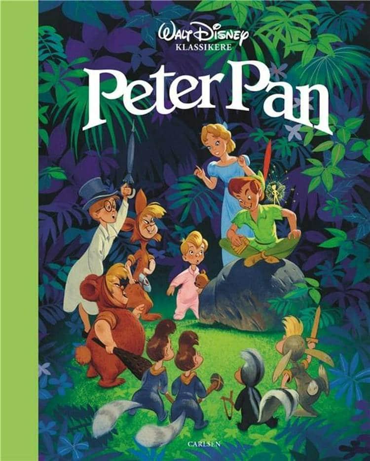 Peter Pan, Walt Disney Klassikere