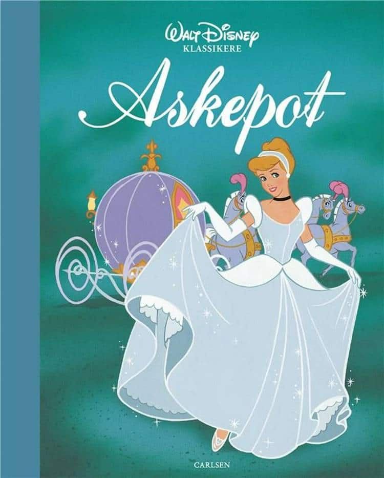 Askepot, Walt Disney Klassikere