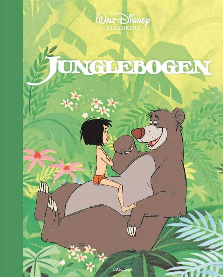 Junglebogen, Mowgli