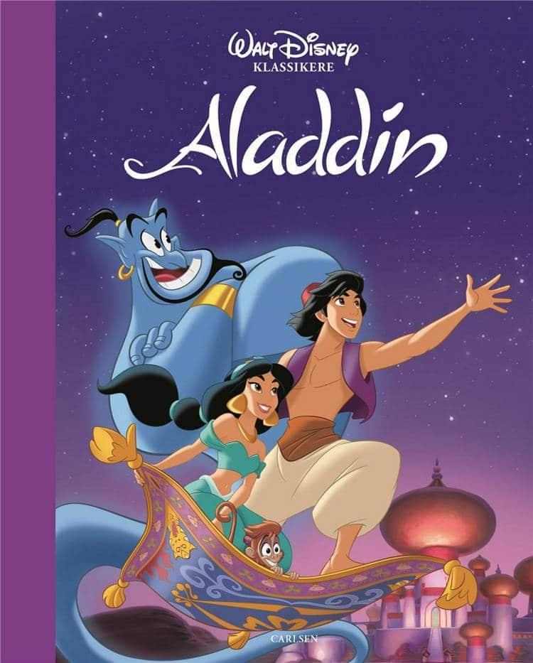 Aladdin, Walt Disney Klassikere