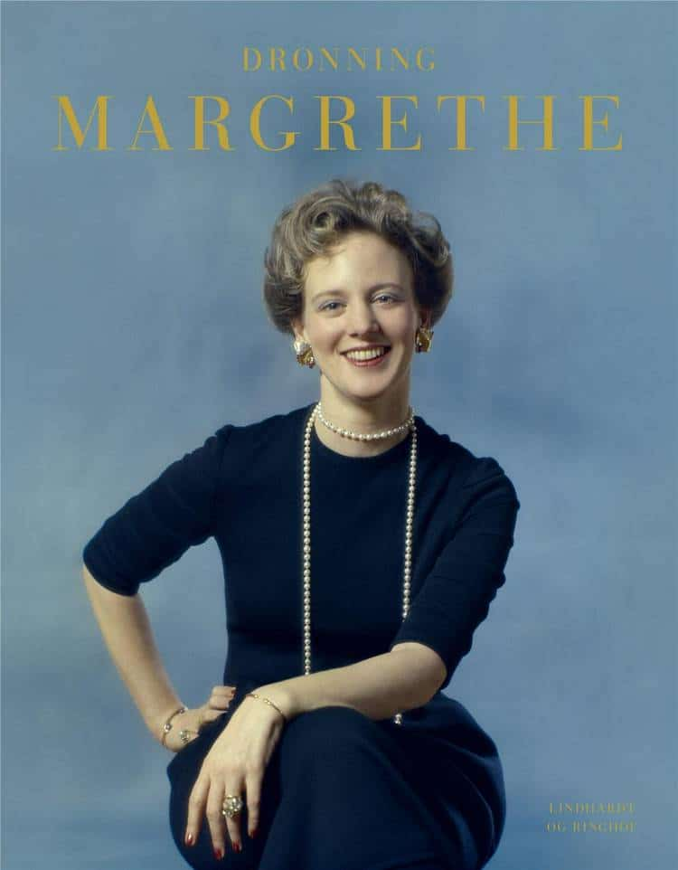Dronning Margrethe, coffee table books, dronningen