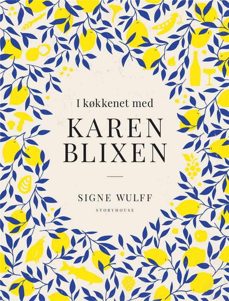 I køkkenet med Karen Blixen, Karen Blixen, Signe Wulff