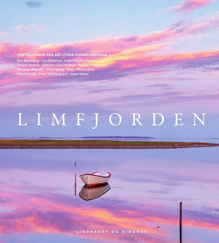Limfjorden, fagbog, coffee table books