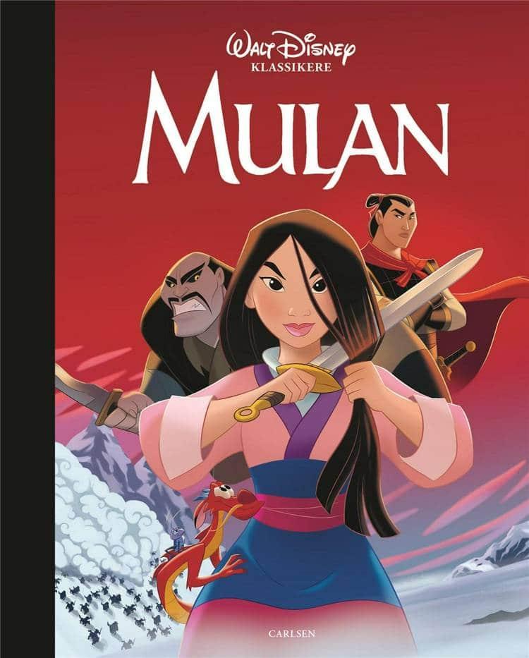 Mulan, Walt Disney Klassikere