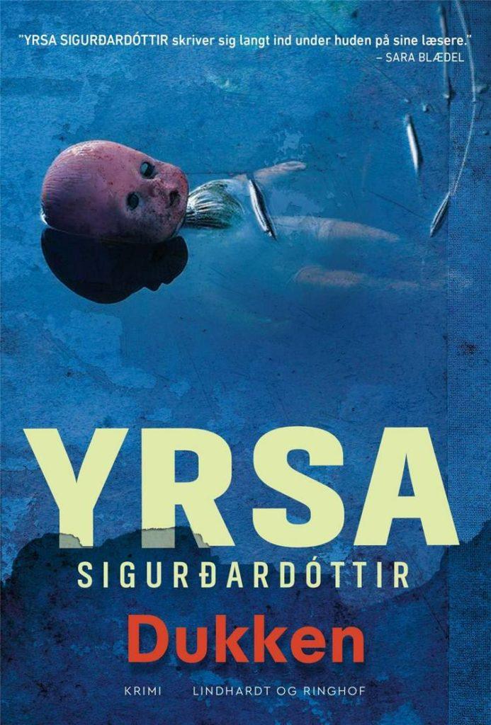 Dukken, Yrsa Sigurdardottir, Yrsa Sigurðardóttir, islandsk krimi