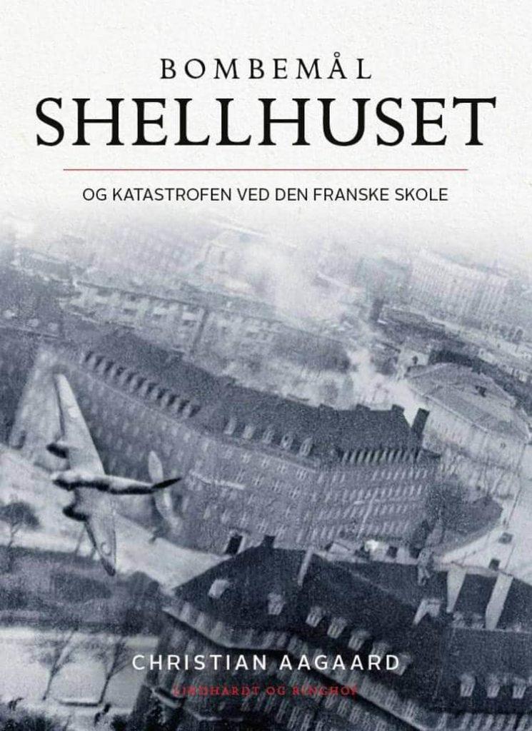 Bombemål Shellhuset, Shellhuset, Den franske skole, bøger om anden verdenskrig