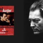 Bo Green Jensen anbefaler Paul Auster: Den røde notesbog