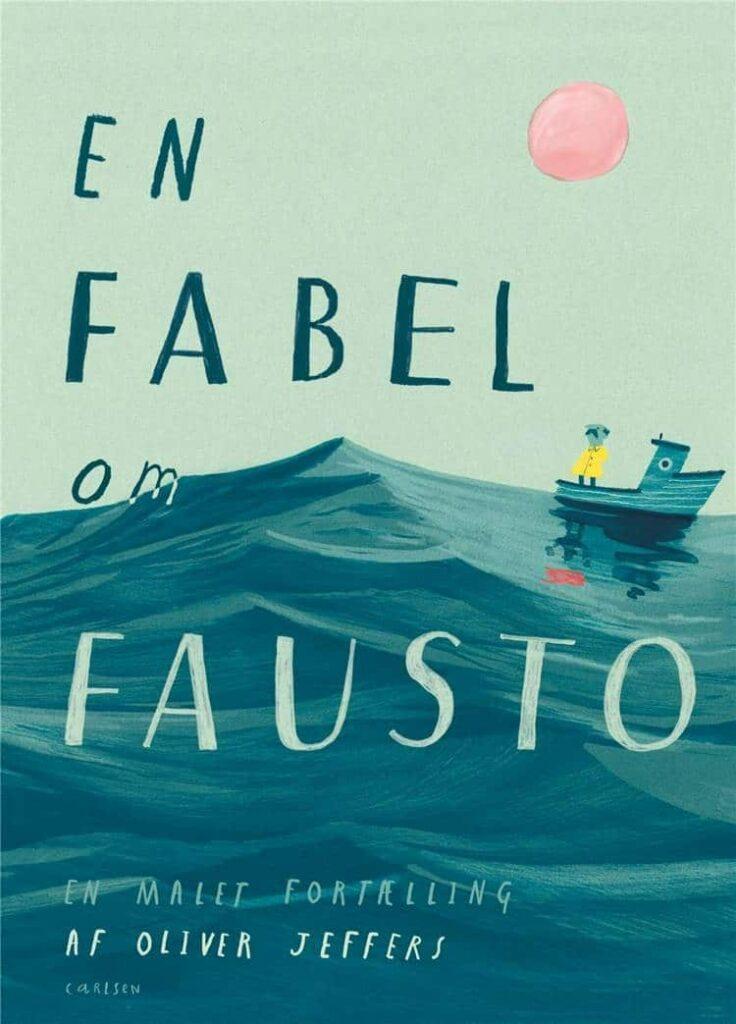 En fabel om Fausto, Oliver Jeffers