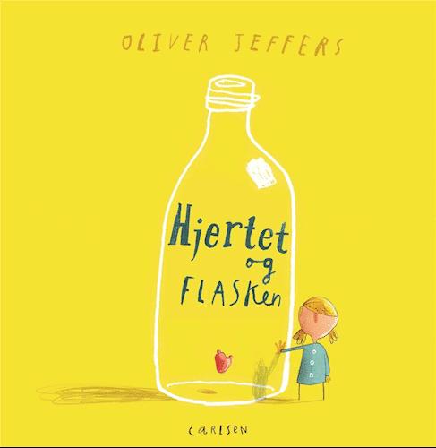 Hjertet og flasken, Oliver Jeffers