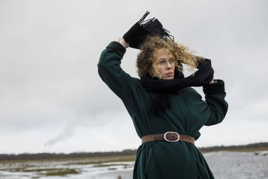 Rakel Haslund-Gjerrild, Alle himlens fugle, dystopi, klimalitteratur, skabelsesberetning, myte