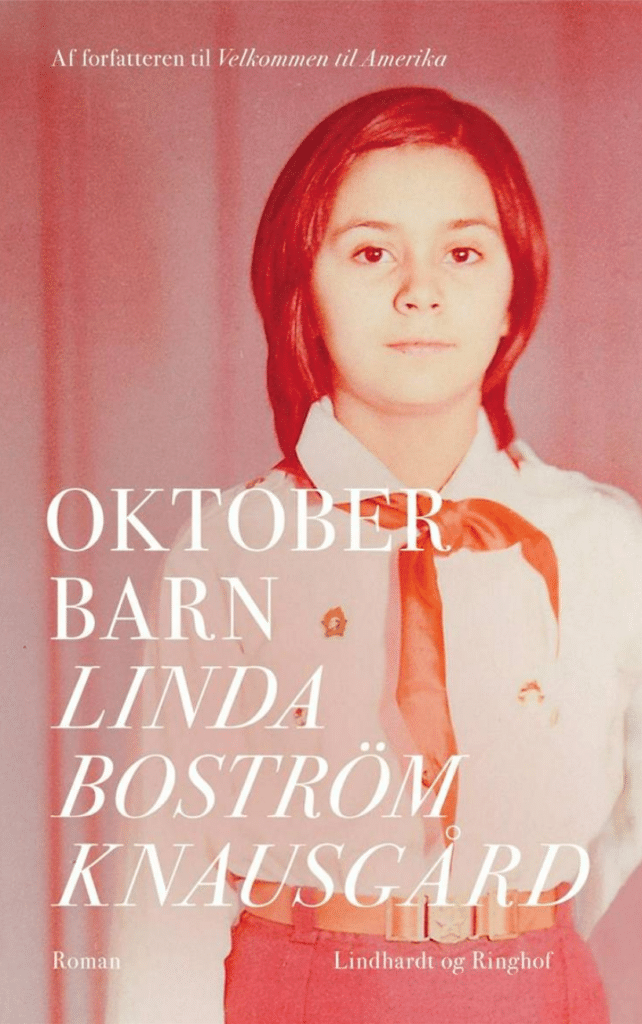 Oktoberbarn Linda Boström Knausgård