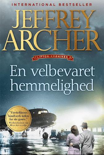 En velbevaret hemmelighed, Jeffrey Archer