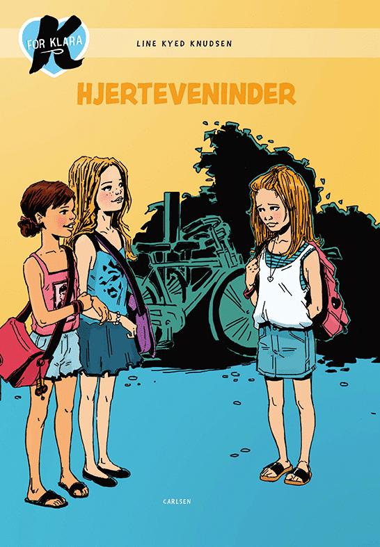 K for Klara, Line Kyed Knudsen, Hjerteveninder