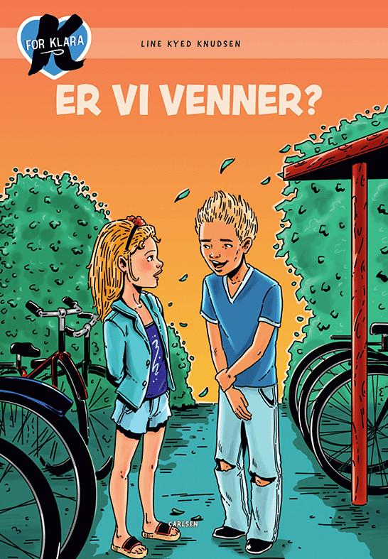 Er vi venner?, K for Klara, Line Kyed Knudsen