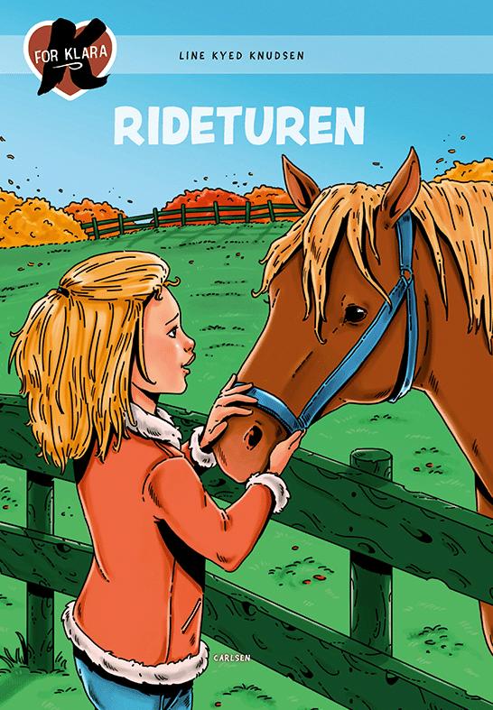 K for Klara, line Kyed Knudsen