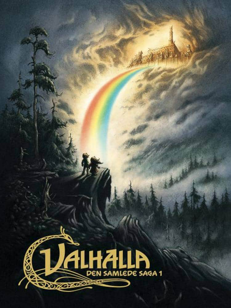 Valhalla, Den samlede saga, Peter Madsen, Henning Kure