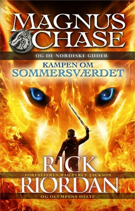 Rick Riordan, Magnus Chase, Kampen om sommersværdet