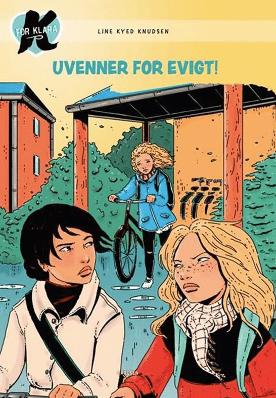 K for Klara, Line Kyed Knudsen, Uvenner for evigt