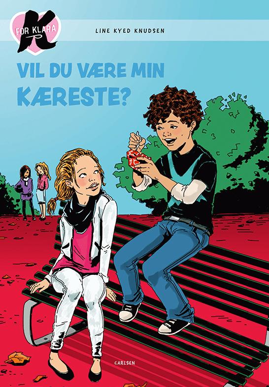 Vil du være min kæreste, K for Klara, Line Kyed Knudsen